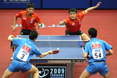 Paire table tennis - Royal Eveil TT